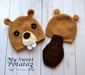 Beaver Hat Pattern Release