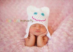 Sweet Tooth Hat Crochet Pattern Release