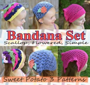 Read more about the article Bandana Pattern Releases