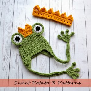 Princess and the Frog Crochet Pattern Release