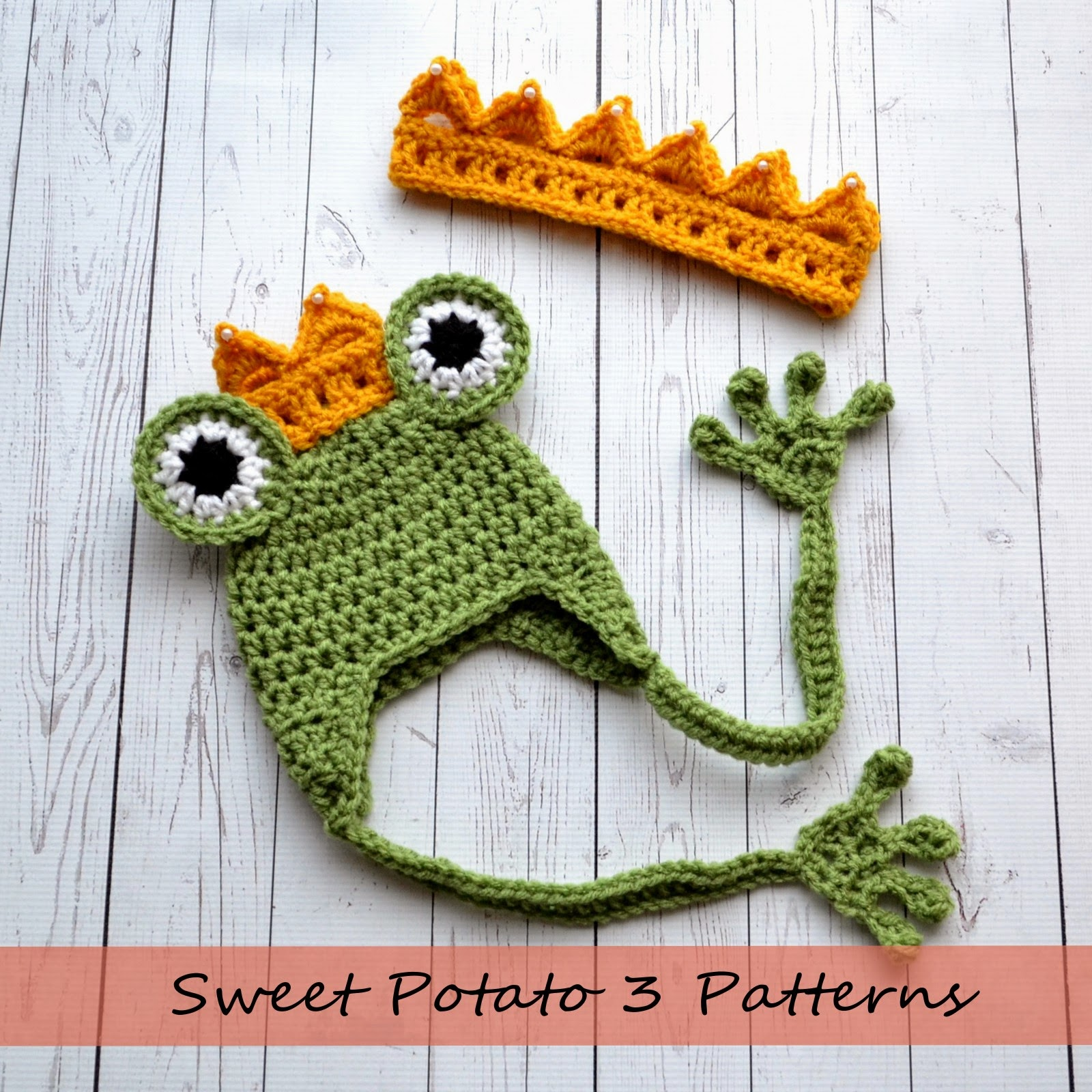 You are currently viewing Princess and the Frog Crochet Pattern Release