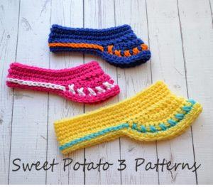 Crochet Visor Pattern