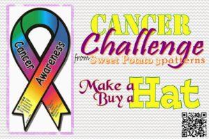 Cancer Charity Challenge 2014 {Crochet}