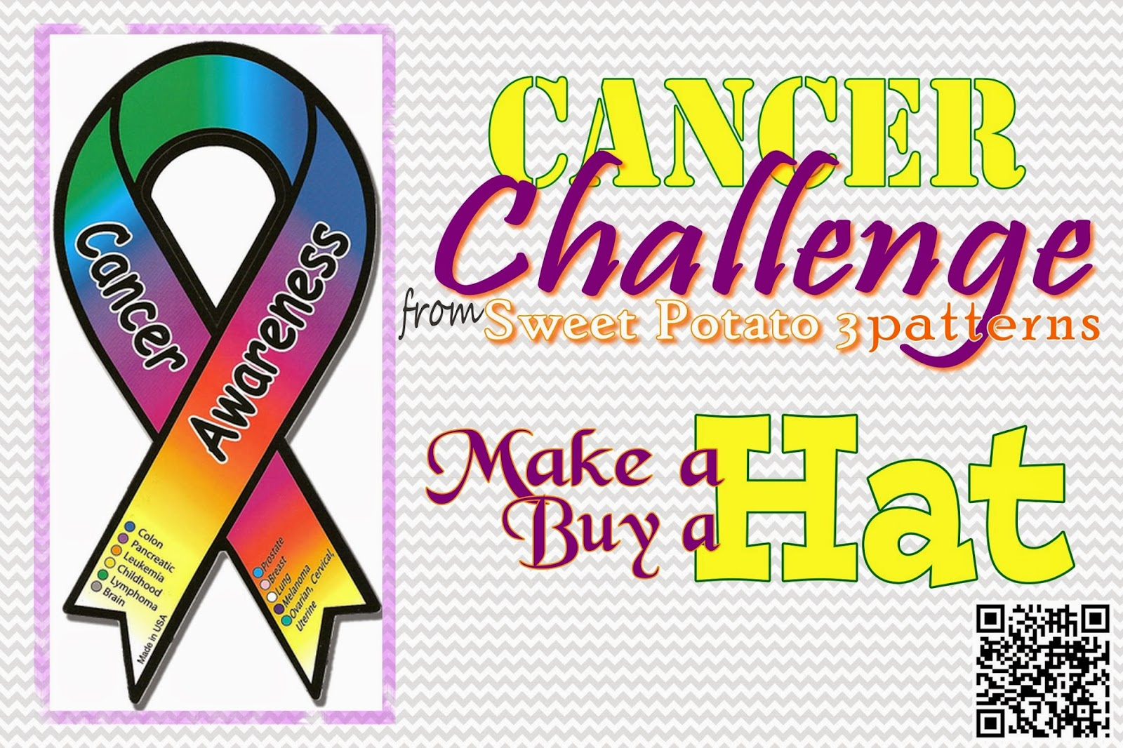 You are currently viewing Cancer Charity Challenge 2014 {Crochet}