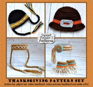 Thanksgiving Hat Pattern Releases