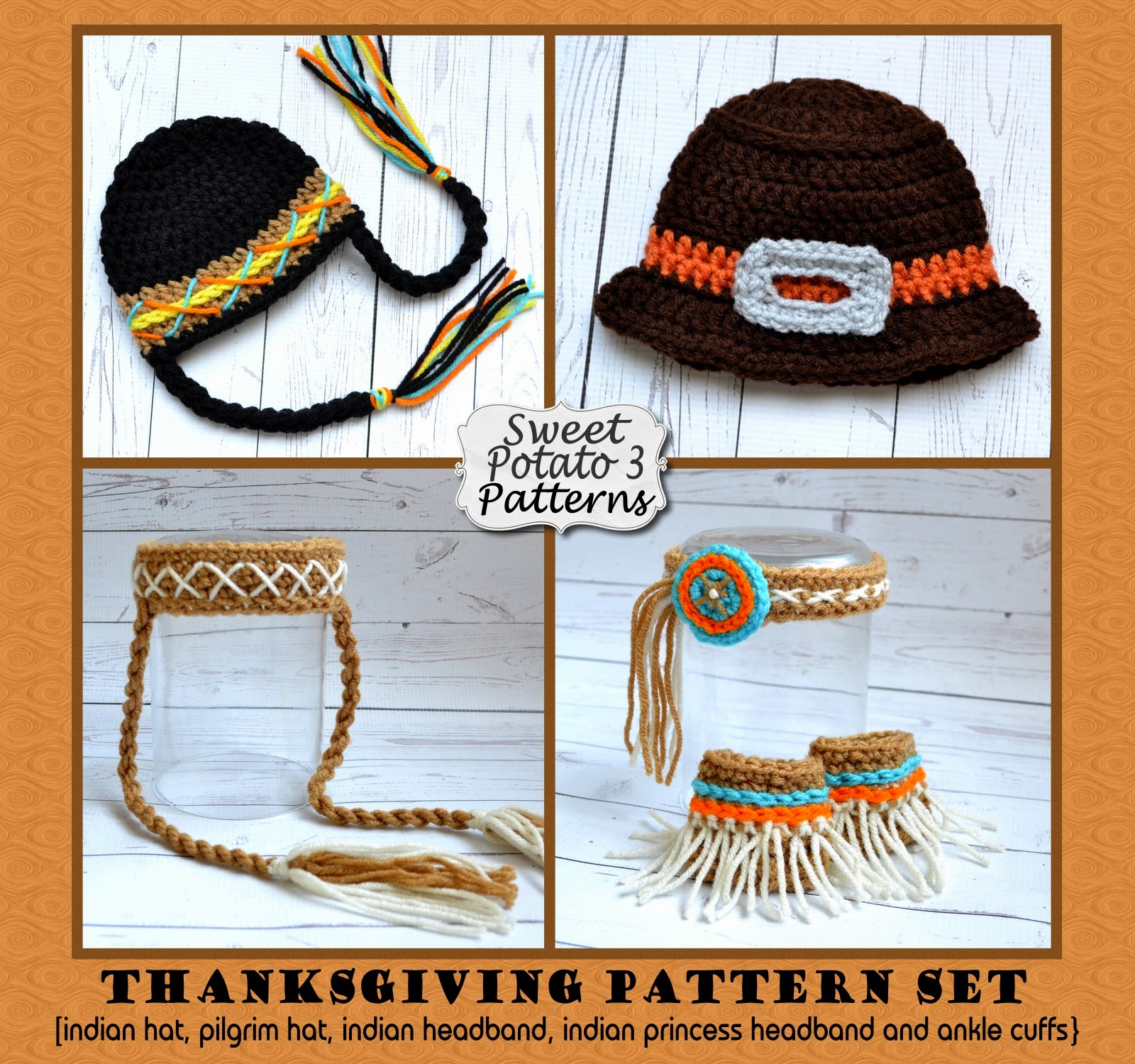 You are currently viewing Thanksgiving Hat Pattern Releases