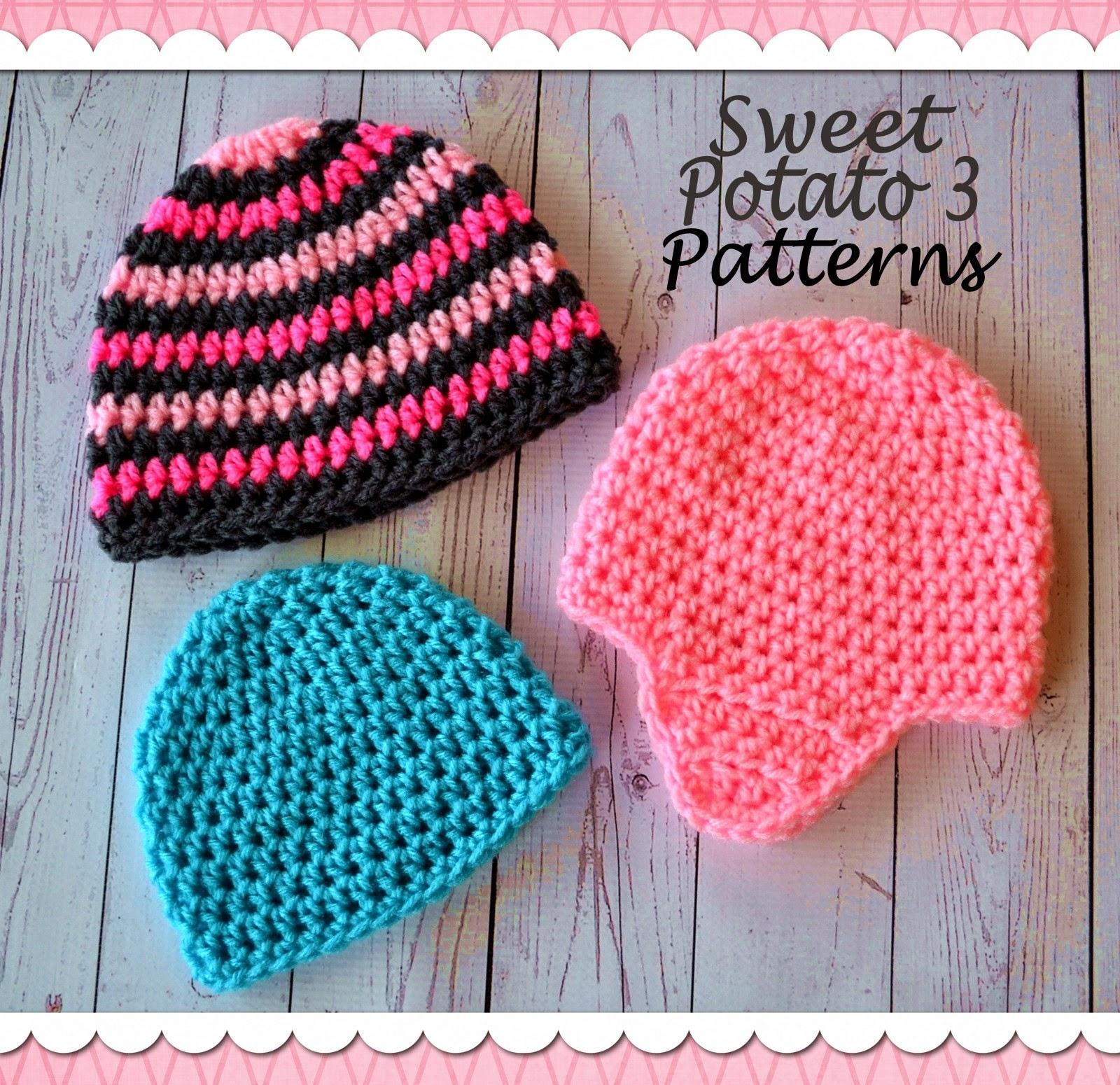Crochet Hat with Earflap Option – {FREE Pattern}