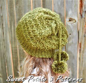 Convert A Cowl crochet pattern