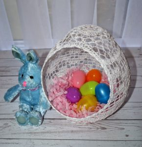 Easter Egg Display – Crochet Pattern