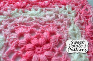 Flower Petal Blanket Up Close