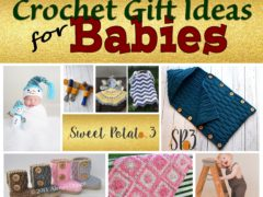 Crochet Ideas for Babies