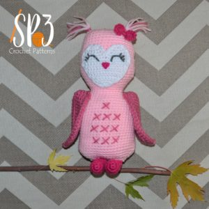 In CaHoots Owl Cuddly – Crochet Pattern