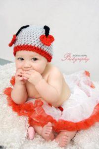 Love Bug Crochet Hat Pattern {FREE}