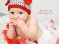 Love Bug Crochet Hat