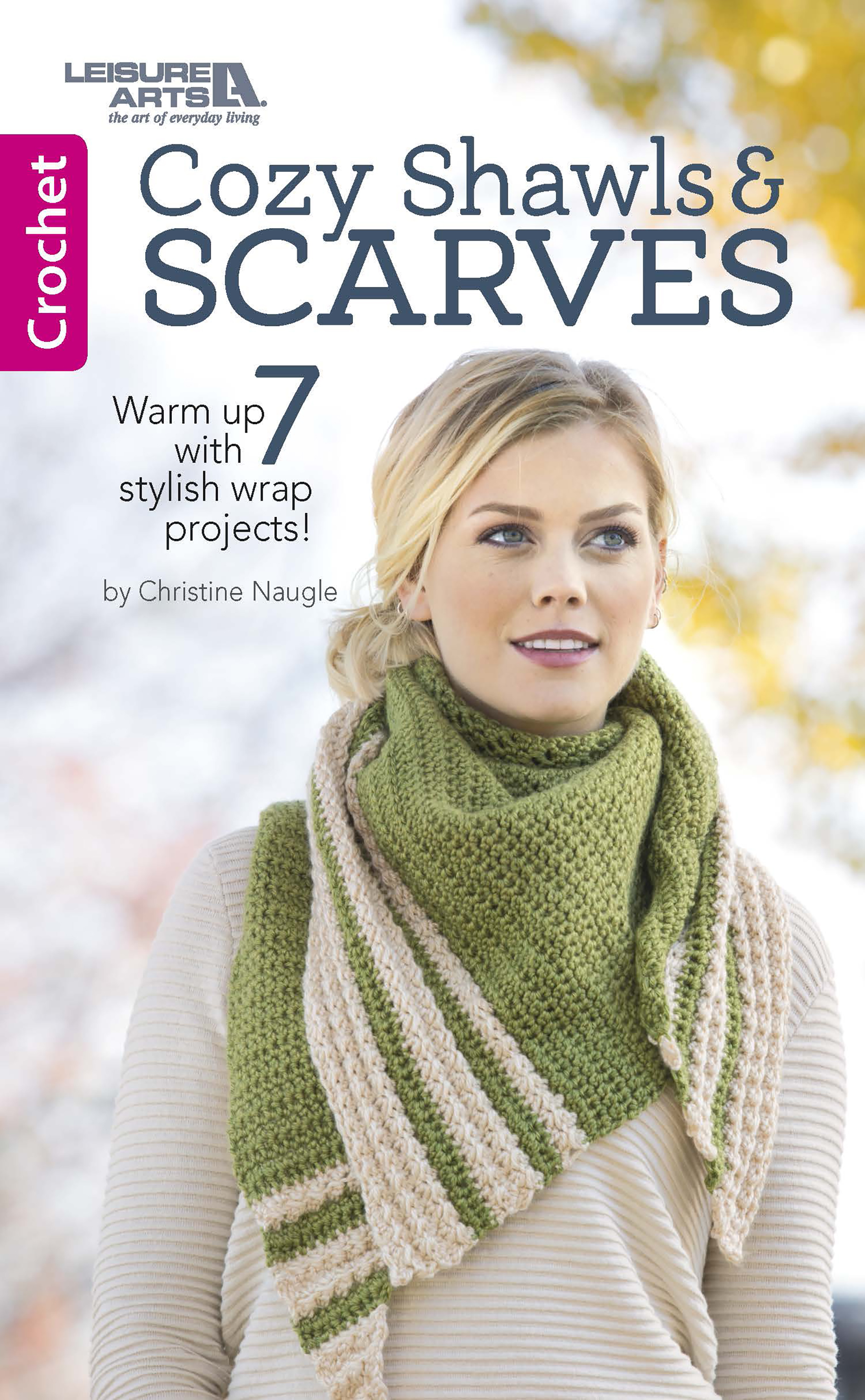 You are currently viewing Cozy Shawls & Scarves – Crochet Patterns