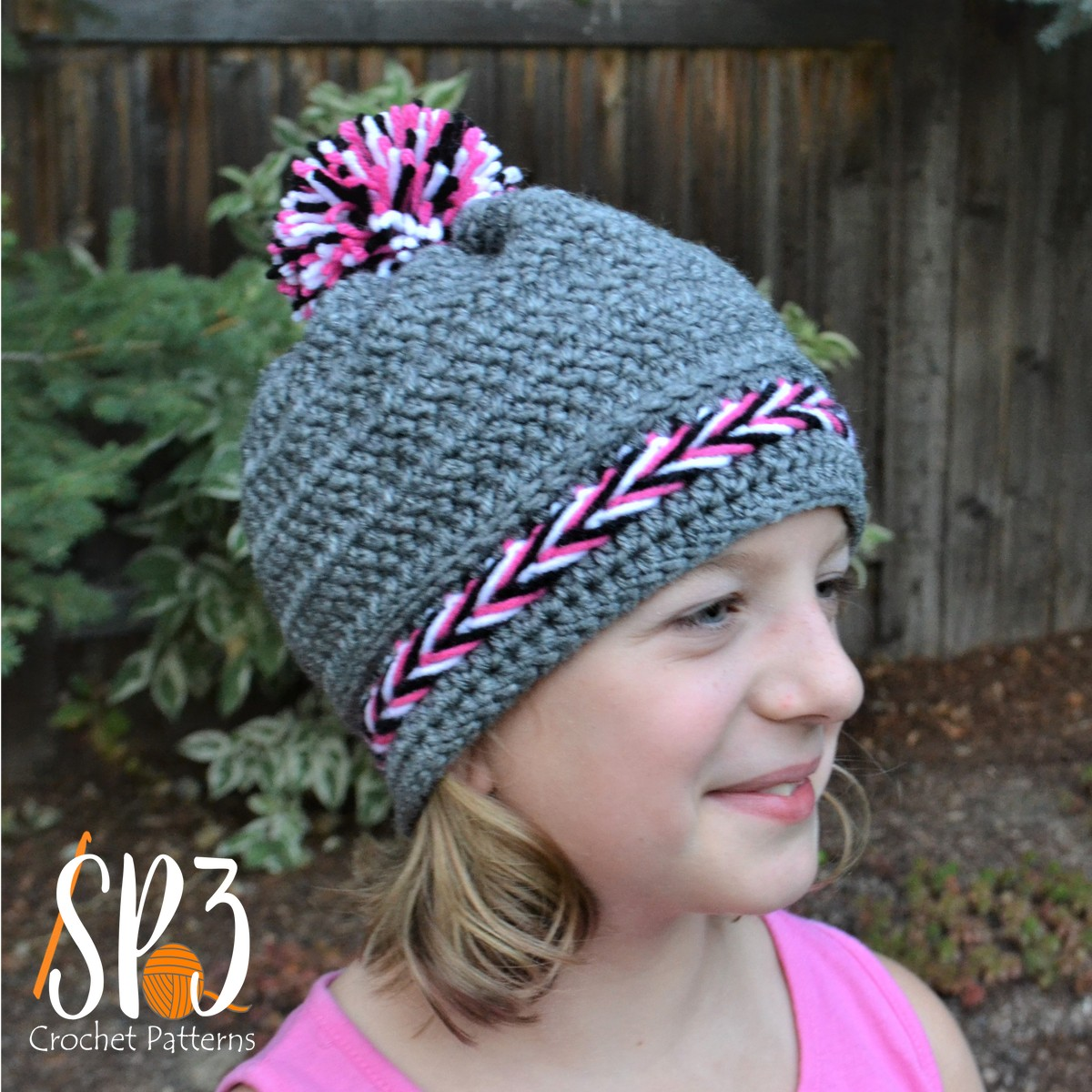 You are currently viewing Braided Beanie – A Unique & Fun Crochet Pattern