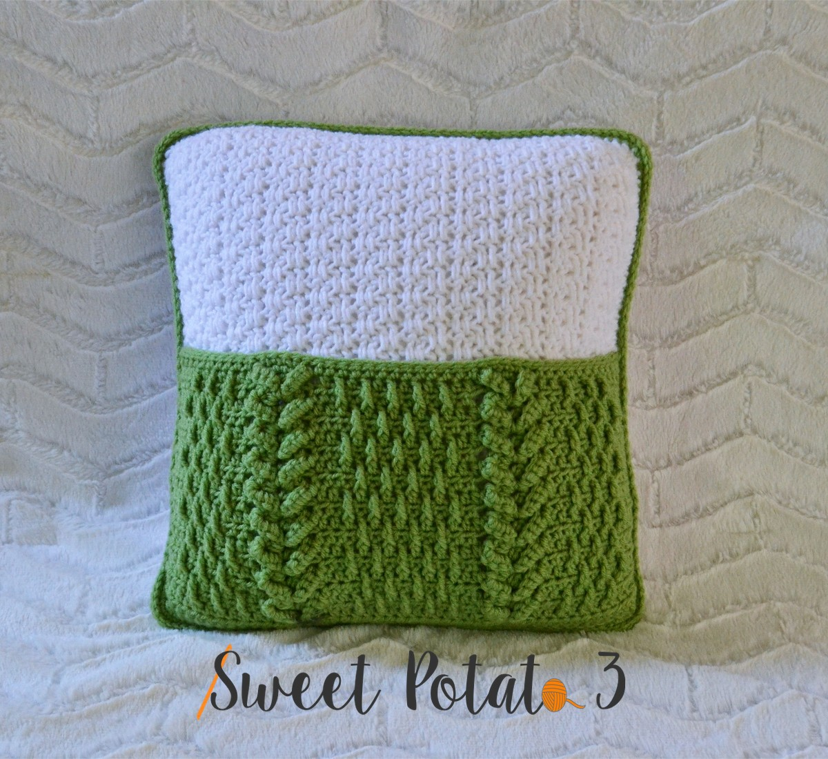 Sleep Tight Pocket Pillow – Crochet Pattern