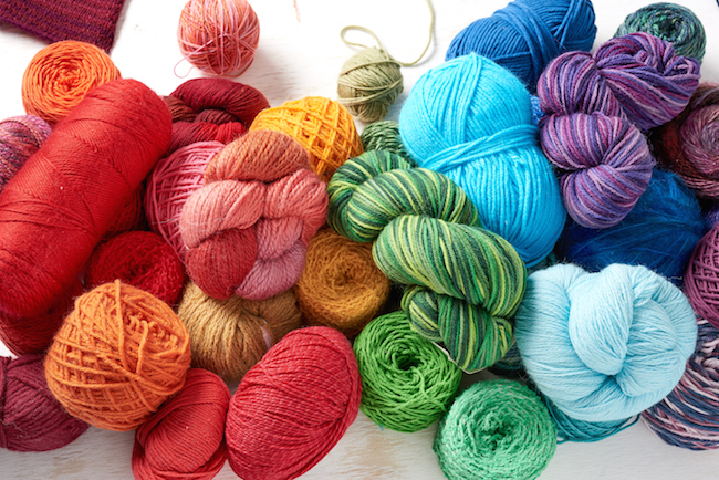 Yarn Recommendations for the Crochet Cancer Challenge