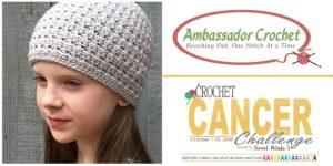 Day 12: Cancer Challenge – Ambassador Crochet