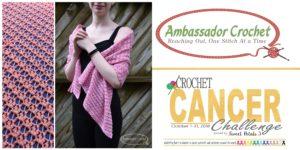 Day 13: Cancer Challenge – Ambassador Crochet