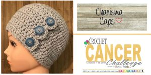 Day 15: Cancer Challenge – Charisma Caps