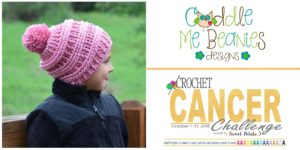 Day 17: Cancer Challenge – Cuddle Me Beanies