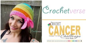 Day 18: Cancer Challenge – Crochetverse