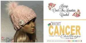 Day 23: Cancer Challenge – Krissy's Over the Mountain Crochet