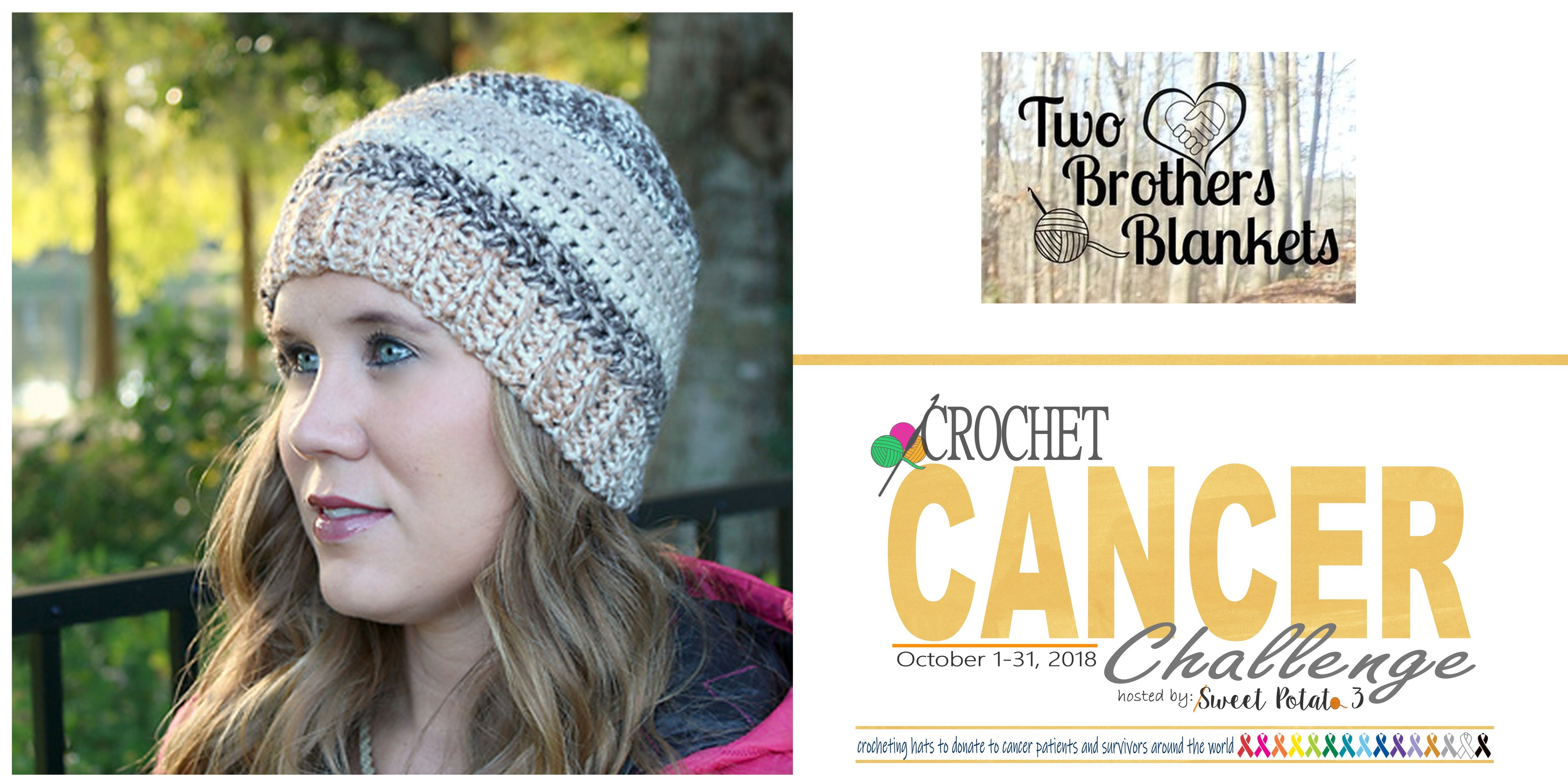 Day 26: Cancer Challenge – Two Brothers Blanket