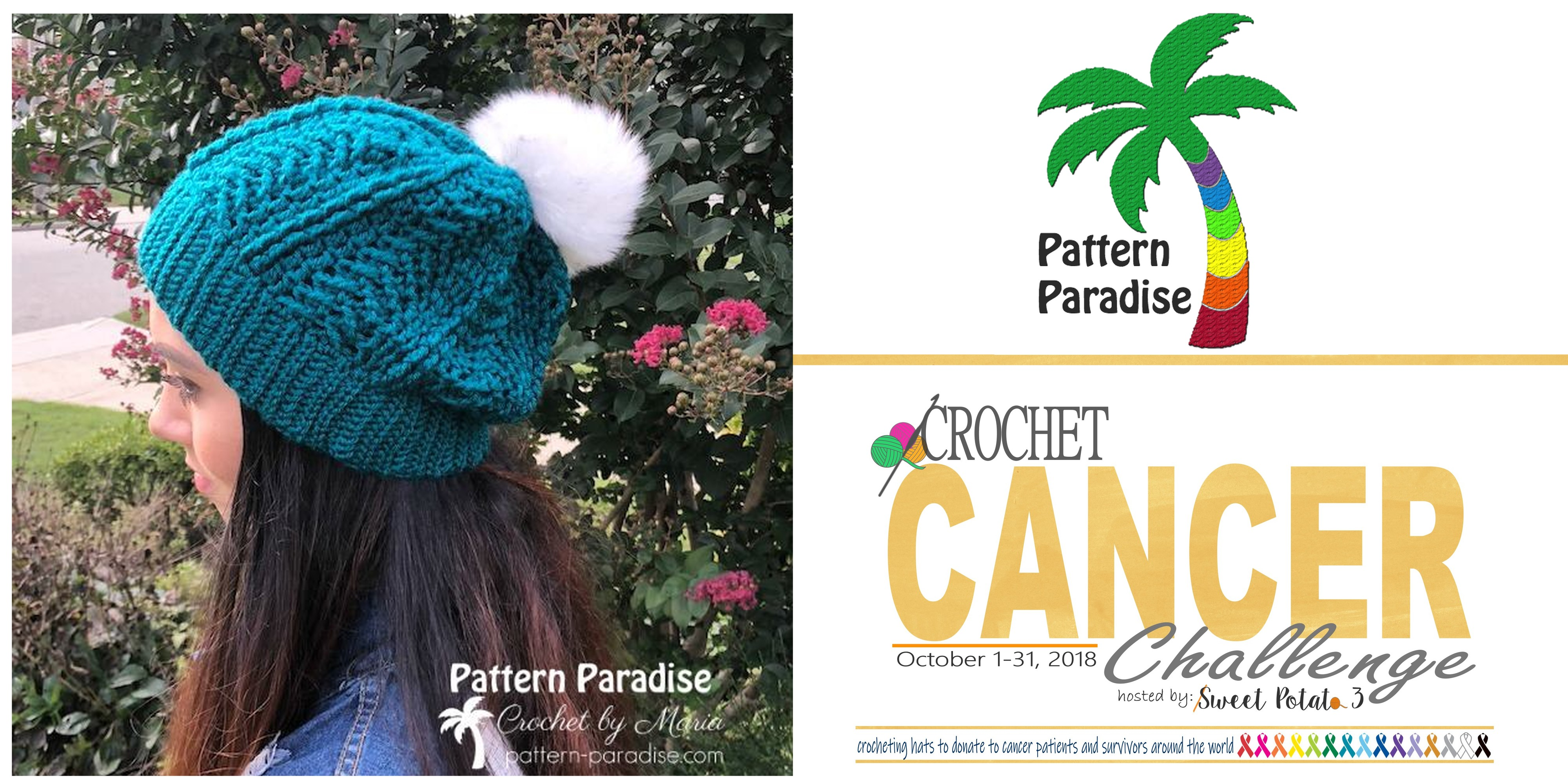 Day 30: Cancer Challenge – Pattern Paradise