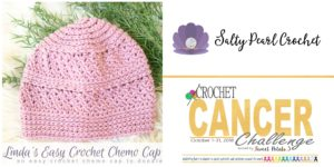 Day 9: Cancer Challenge – Salty Pearl Crochet