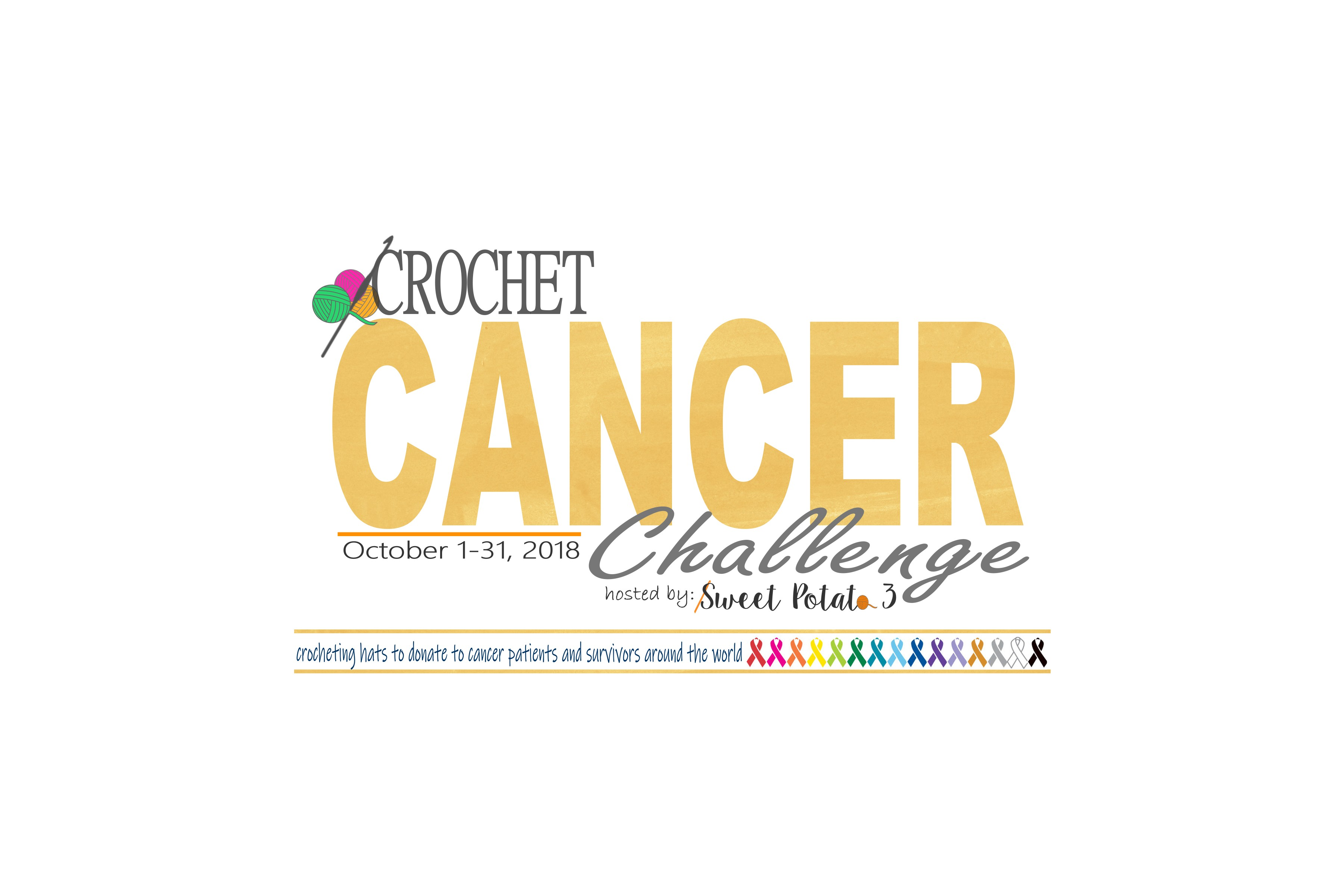 You are currently viewing Crochet Cancer Challenge – FINAL CALL