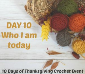 Day 10 of the Thanksgiving Crochet Event