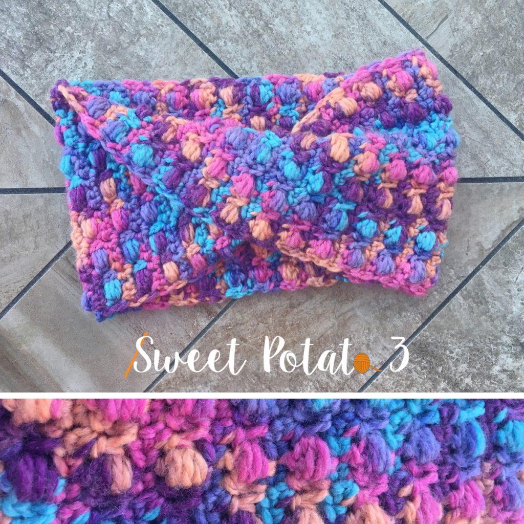 cozy twist crochet pattern
