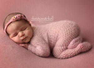 Precious Newborn Romper Crochet Pattern