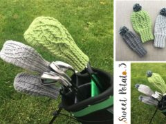 cable golf club cover