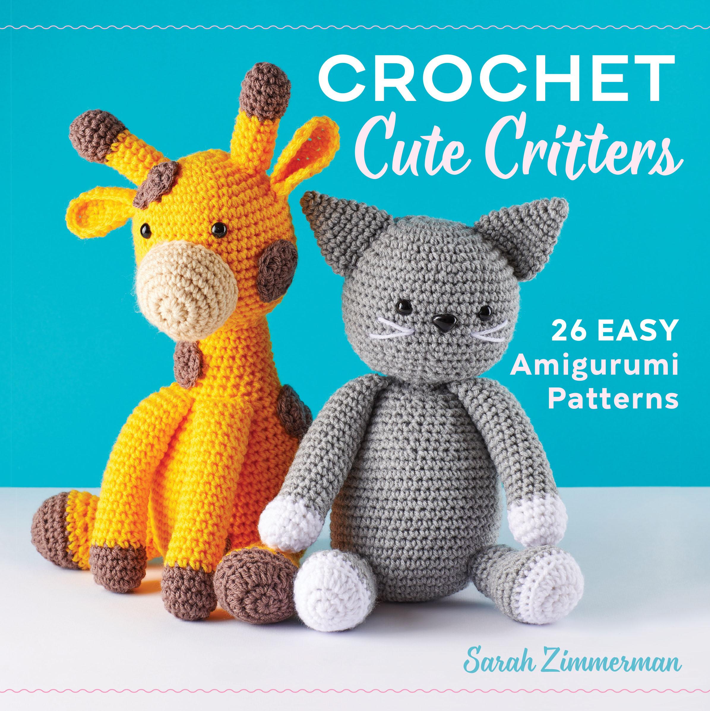 Crochet Cute Critters Amigurumi Review & Giveaway