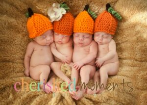 Pumpkin Crochet Hat Pattern {Free}