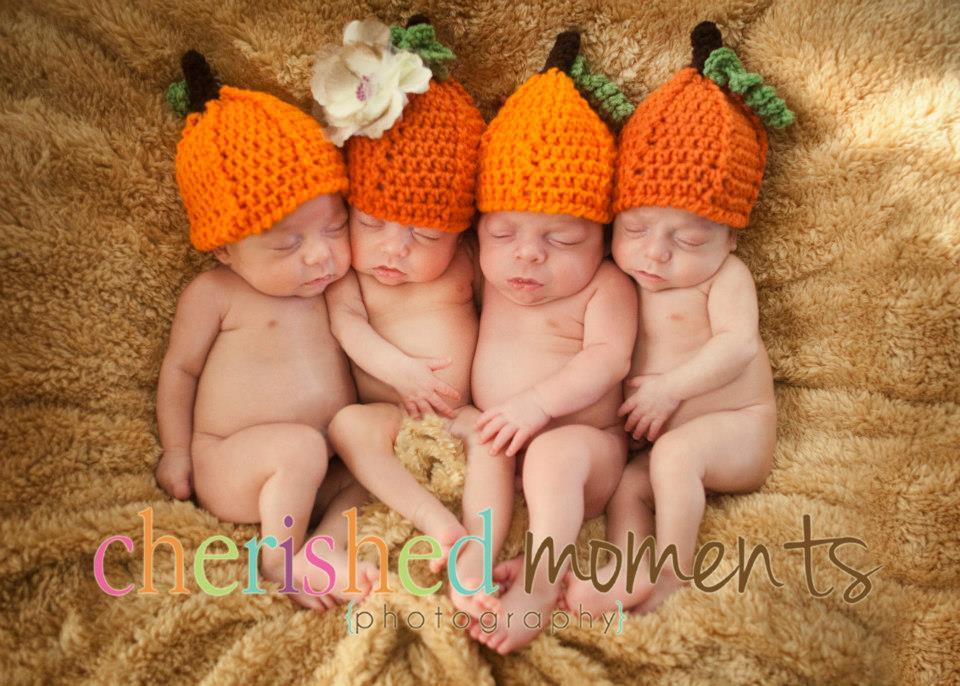 Pumpkin Crochet Hat Pattern {Free}