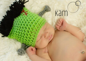 Read more about the article Frankenstein Crochet Hat Pattern-Free
