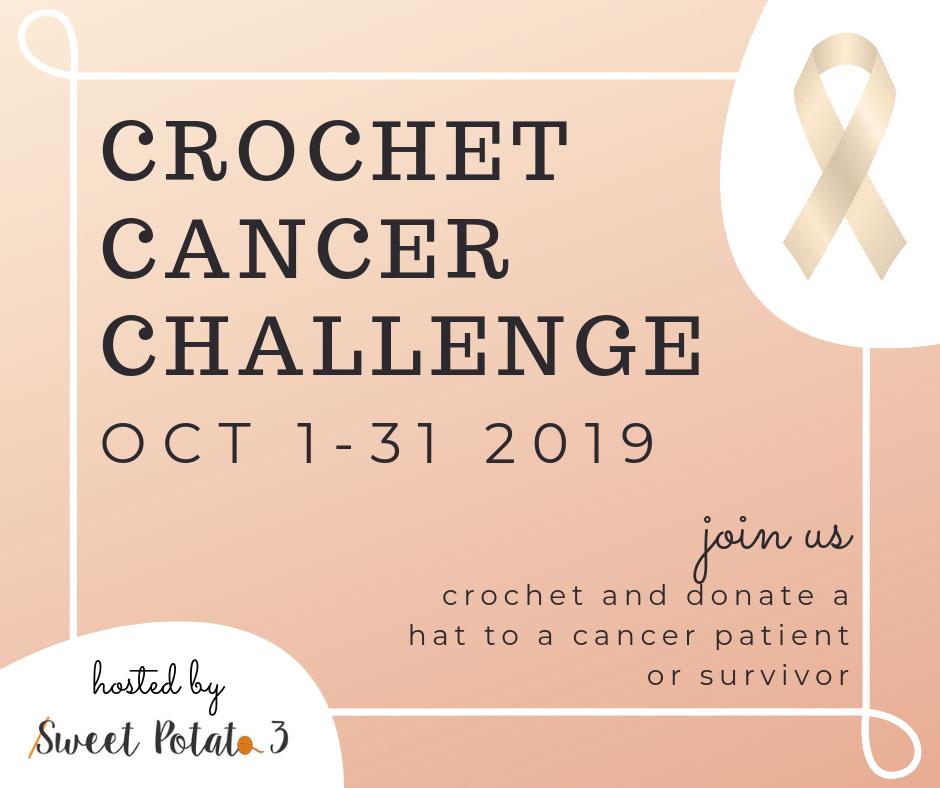 Week 3: Crochet Cancer Challenge 2019