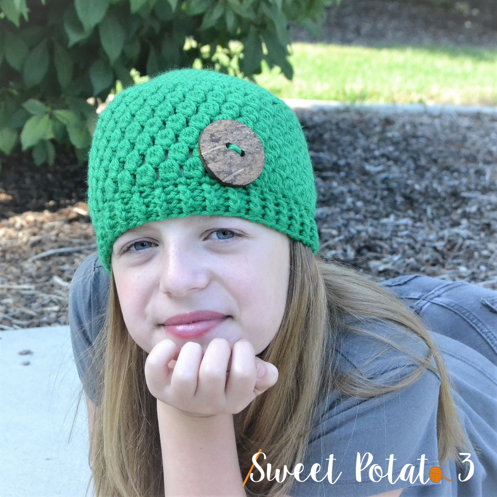 You are currently viewing Emerald Stone Crochet Hat Pattern