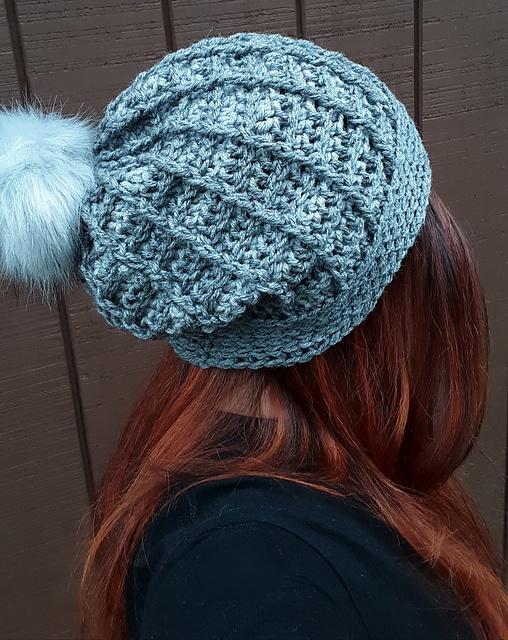 Bobbie Jo Chemo Hat Crochet Pattern