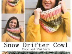 Snow Drifter Cowl Patten