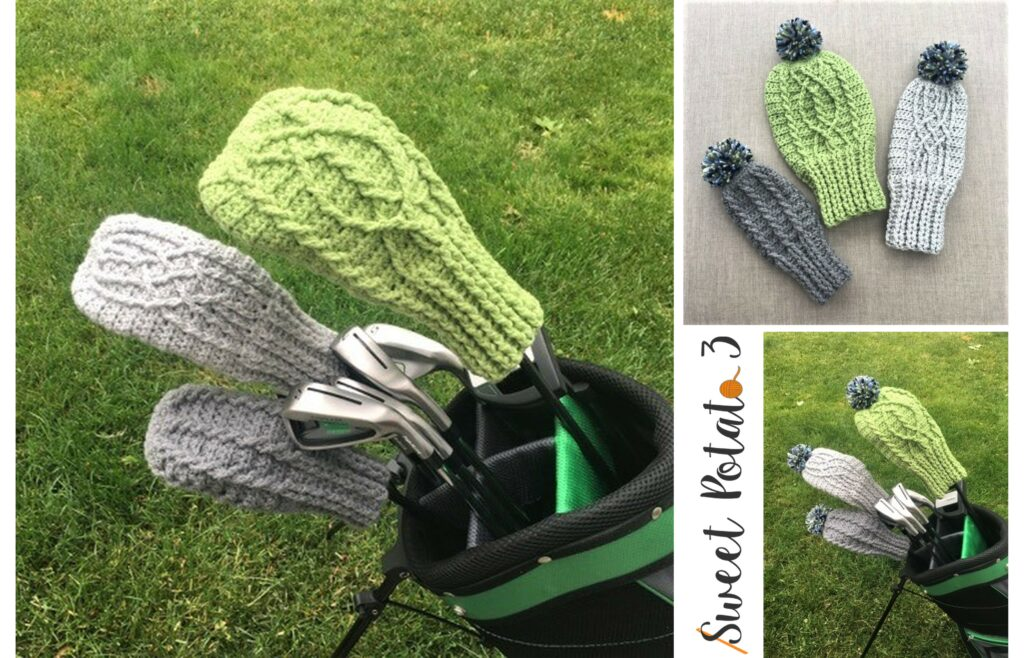 Year in Review Golf Club Covers