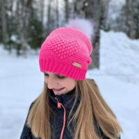 My Love Beanie Pattern by A Crochet Simplicity
