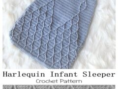 Harlequin Infant Sleeper