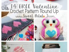 Valentine's Day Pattern Round Up Free