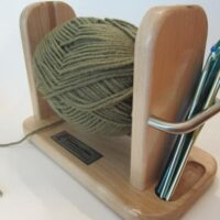 Yarn Holder / Organizer by Wood That It Whir