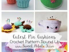 Pin Cushion Round Up